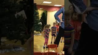 Первые уроки бальных танцев