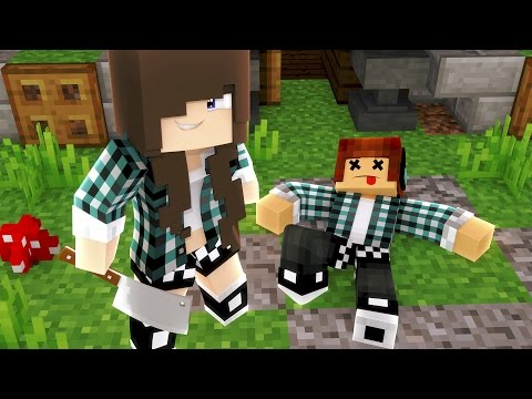 Minecraft: A MENINA AUTHENTIC - ( Minecraft Murder)