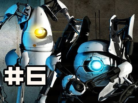 Portal 2: Co-op Campaign - Arse Backwards! w/ Nova & Sly Ep.6