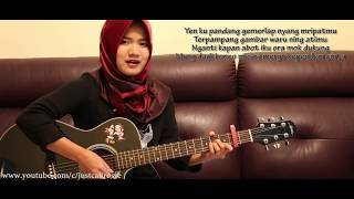 NELLA KHARISMA KONCO MESRA cover by JustCall Rosse