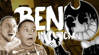 EVIL MICKEY MOUSE!!! | BENDY AND THE INK MACHINE - Chapter 1