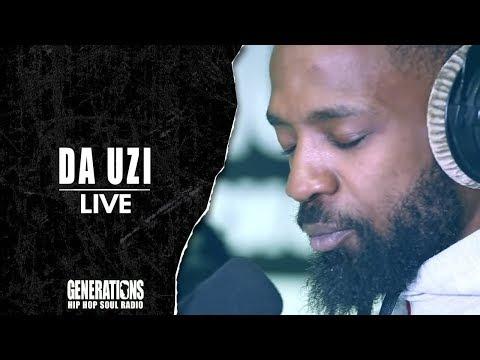 DA UZI - PAS DE SEMBLANT (Live des Studios de Générations)