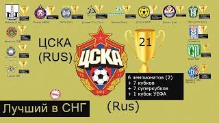 В Украине лучшего нет Кто сейчас самый титулованный футбольный клуб в республиках СССР