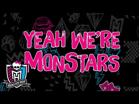 """We're The Monstars"" Lyric Video 