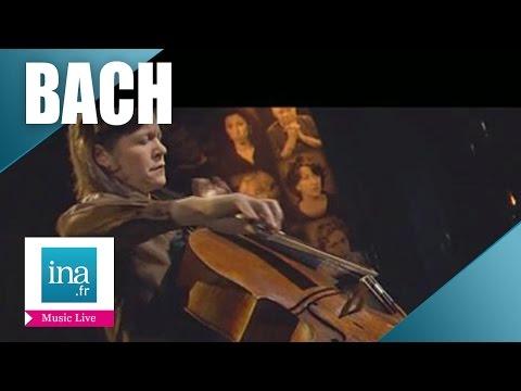 "Sonia Wieder-Atherton ""Allemande, suite n°2"" de JS Bach | Archive INA"