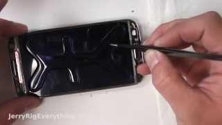 BEST Galaxy S4 Loca UV glue glass repair video