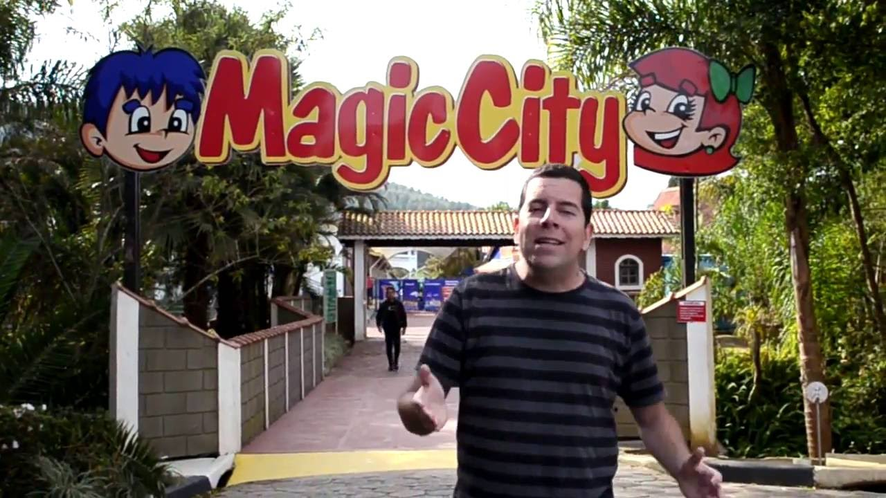 Suzano Sp Image: MAGIC CITY