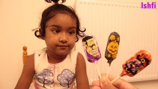 Ishfi's Learning video with Shopkins and Lollipop
