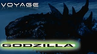 Submarines Take Down Godzilla | Godzilla | Voyage