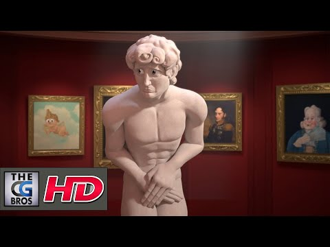 "CGI Animated Short : ""The D in David"" - by Michelle Yi & Yaron Farkash"