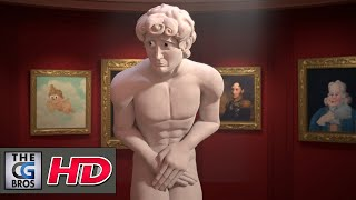 CGI Animated Short : 'The D in David' - by Michelle Yi & Yaron Farkash