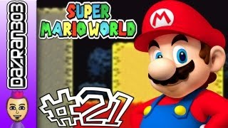 Death By Chocolate | Super Mario World Let's Play Ep.21