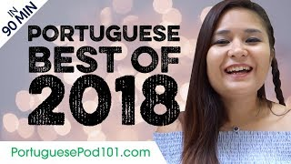 Baixar Learn Portuguese in 90 minutes - The Best of 2018