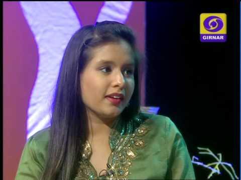 Vinod Joshi poet interviewed by Aishwarya Majmudar