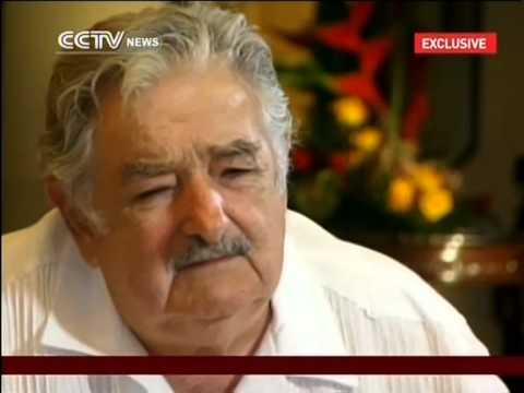 CCTV Exclusive with Uruguay's president