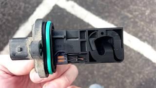 l ЧАСТЬ.ДМРВ HFM-7. Троит на холодную (hot-film mass air-flow sensor HFM-7 - FIX PROBLEM)