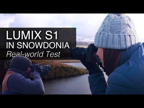 Panasonic LUMIX S1   Real-world field test in Snowdonia