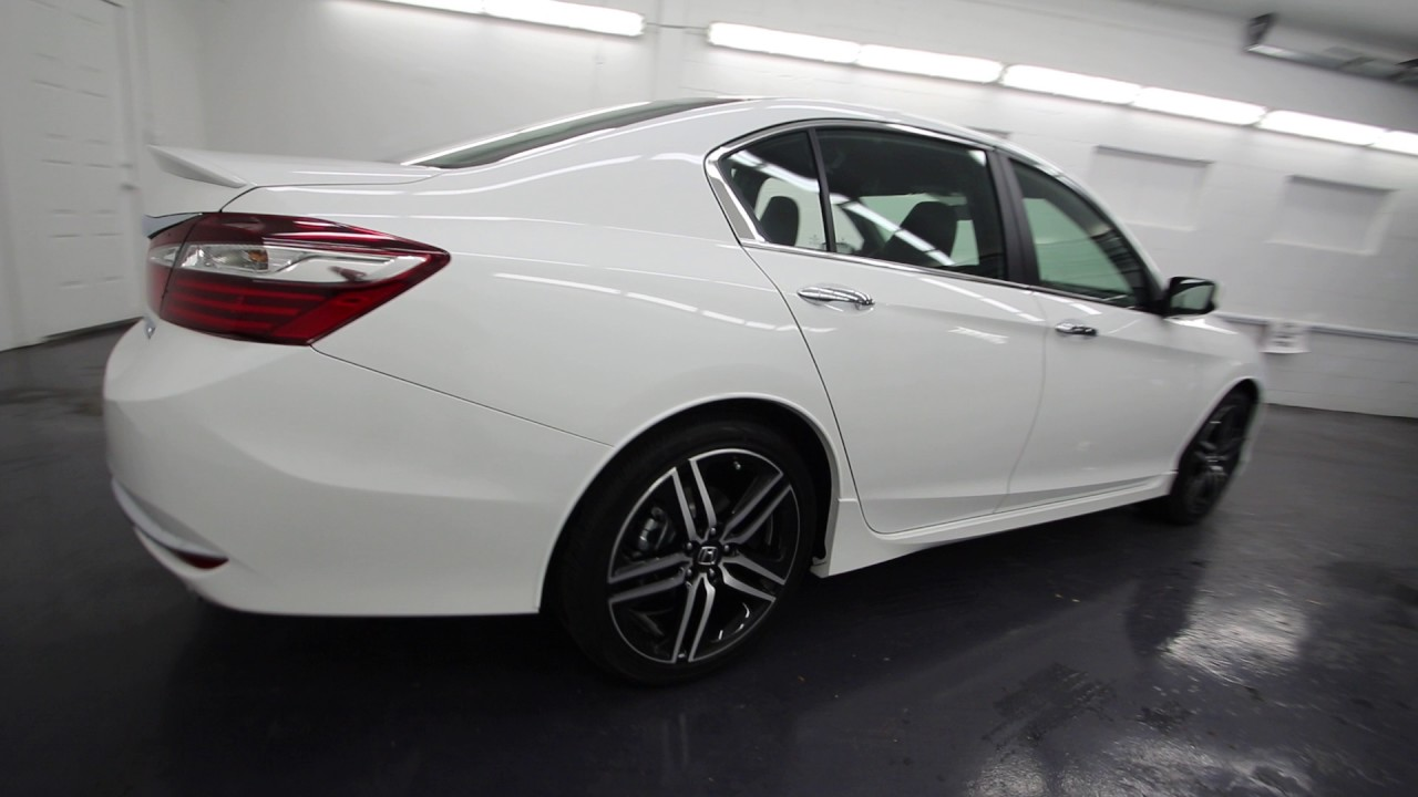 2017 honda accord sport special edition white orchid pearl ha027957 seattle renton youtube. Black Bedroom Furniture Sets. Home Design Ideas