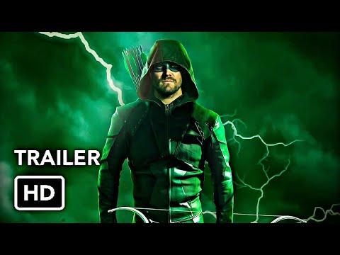 "Download Arrow Season 9 ""The Return"" Trailer (HD) Stephen Amell (Concept)"