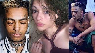 XXXTentacion Reacts to Ex Girlfriend Geneva Court Case Testimony
