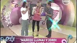 A2 - JORDI Y MARCOS LLUNAS EN AMOR AMOR AMOR