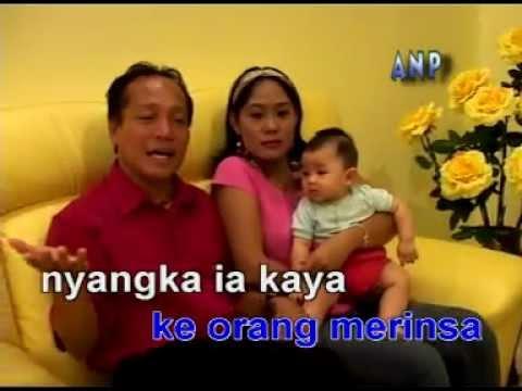 ANANG BEJAIE PANGAN - ANDREW LANTING ( LAGU IBAN )