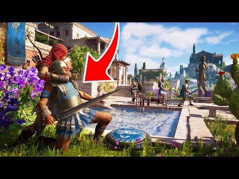SLUIPENDE MOORDENAAR IN EEN GRUWELIJKE MISSIE!! - Assassins Creed Odyssey (Nederlands) thumbnail