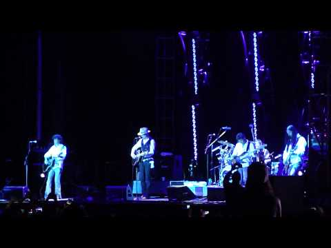 Wheat Kings Live Bobcaygeon Big Music Fest 2011