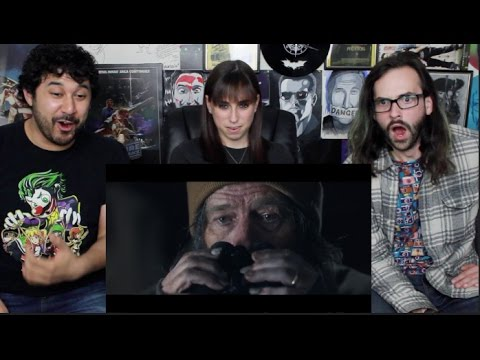 WAKEFIELD TRAILER #1 REACTION & REVIEW!!!