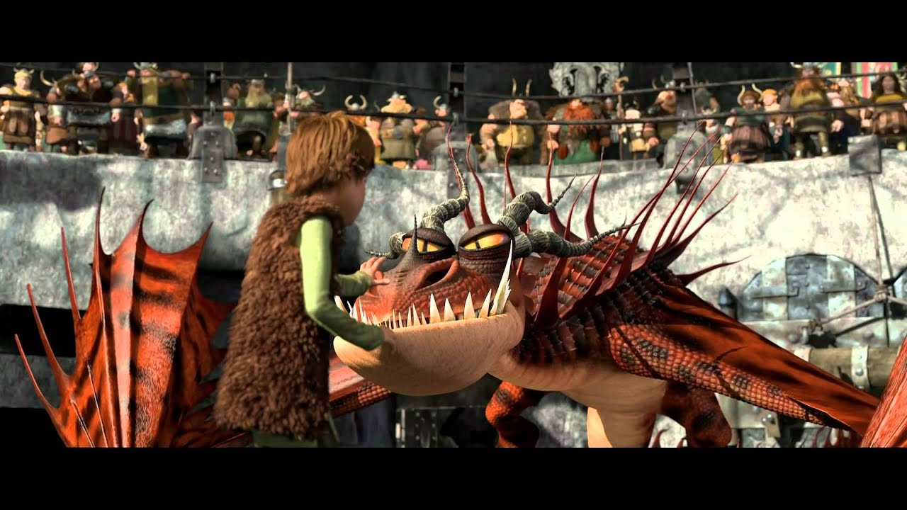 HOW TO TRAIN YOUR DRAGON - Dragon By Dragon Official Featurette
