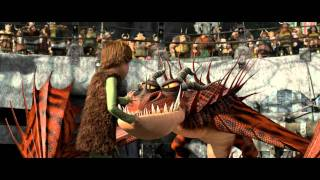 HOW TO TRAIN YOUR DRAGON -