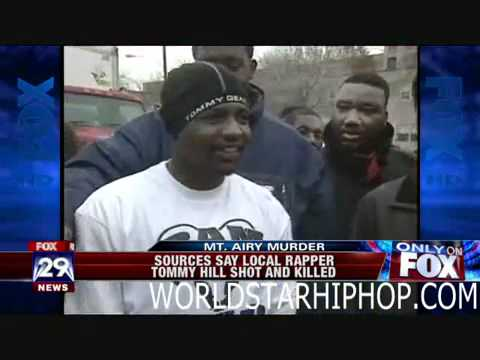R.I.P: Tommy Butta Hill (Rapper Who Had Beef With Beanie Sigel,& More) Killed In Philly!