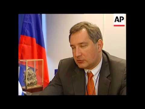 Moscow envoy criticises NATO over Georgia
