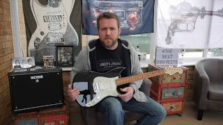 Fender Duo Sonic HS Black Offset Series Review
