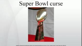 Super Bowl curse