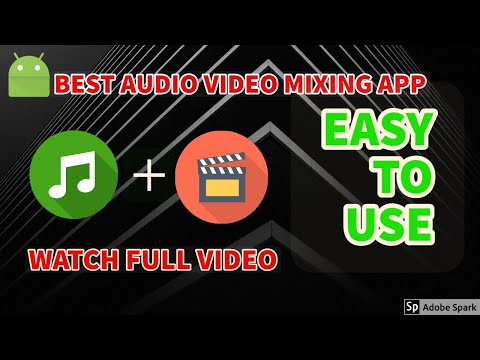 Best Audio Video Mixer App For Android 2020 | Video Cutter | Audio Cutter | Like It