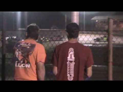 Charleston Speedway Factory Stock Feature 8/20/16