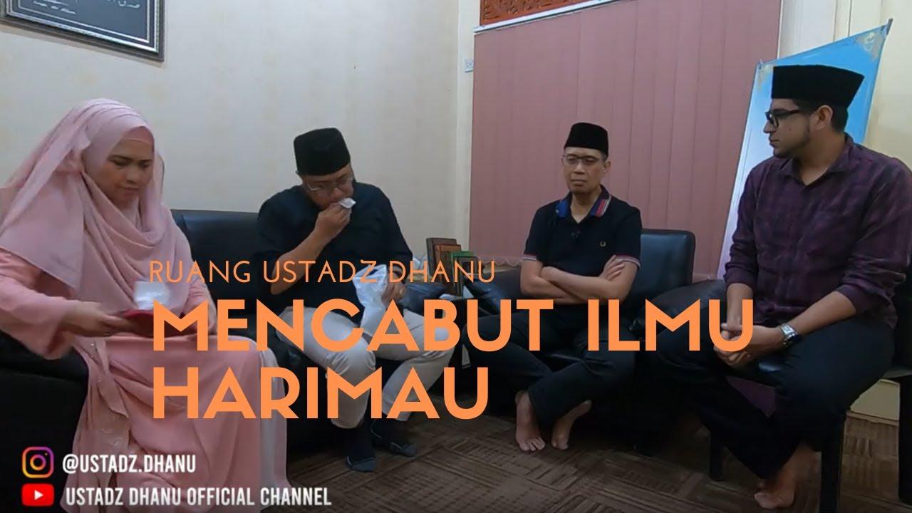MENCABUT ILMU HARIMAU BERNAMA ALIANDRA - Part 2 - Ruang Ustadz Dhanu