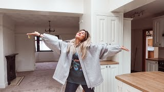 WE BOUGHT OUR FIRST HOME! EMPTY HOUSE TOUR!