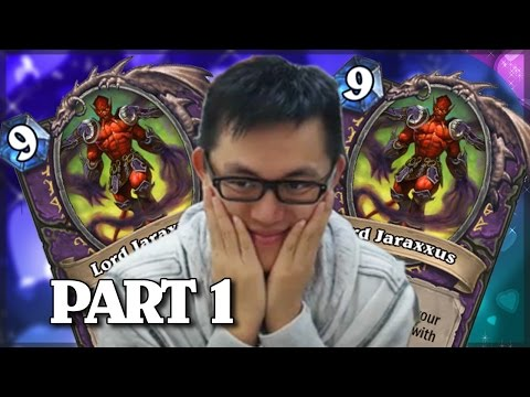 DOUBLE JARAXXUS Full Arena Run: Part 1