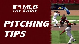 MLB 15 The Show - Pitching Tutorial Tips