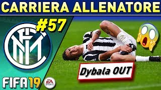 NON CI CREDO!!! [#57] FIFA 19 Carriera Allenatore INTER ★ ULTIMATE