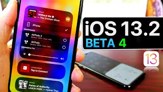 iOS 13.2 Beta 4 is Out - it's ALMOST READY