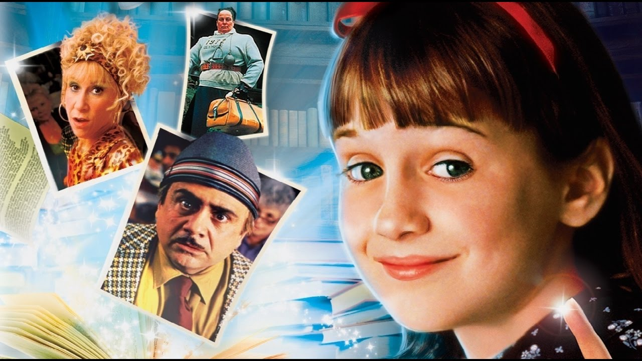 Matilda Trailer Español Youtube