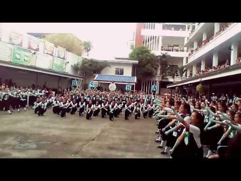 University of Manila - Intrams  BSBA Cheer dance 2017