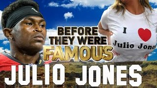 Julio Jones   Before They Were Famous   Atlanta Falcons