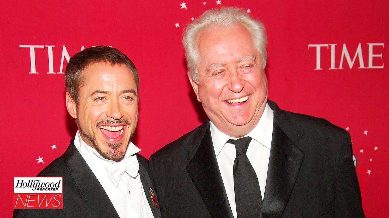 Robert Downey Sr., father of Robert Downey Jr. dies