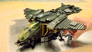 Mega Bloks Halo, Pelican
