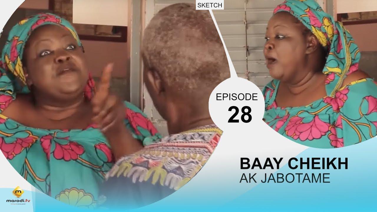 BAAY CHEIKH AK DIABOTAME - Episode 28