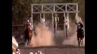 carrera de caballos el mescalero vs la altanera Castaños Coahuila